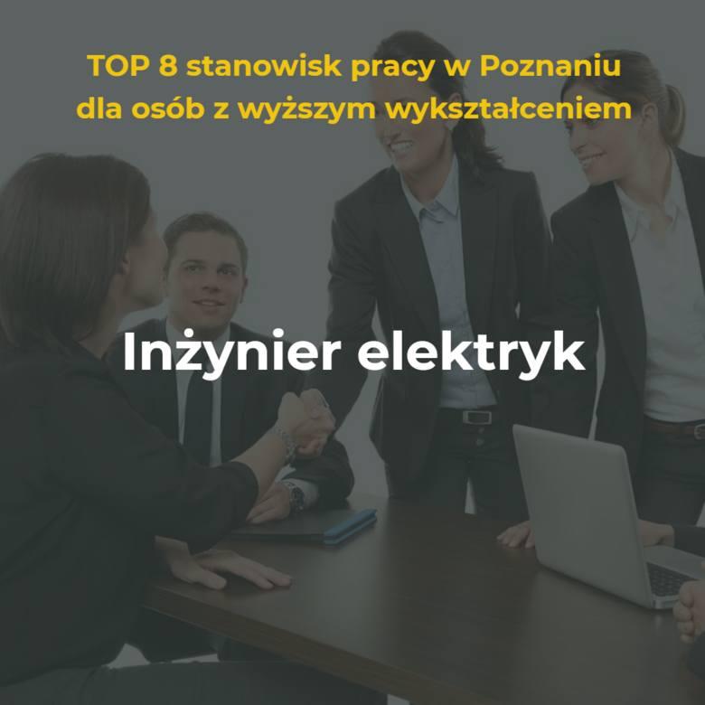Powiatowy Urząd Pracy w Poznaniu przedstawił raport na 2018 rok. Dowiemy się z niego m.in. kogo szukają pracodawcy w Poznaniu. Oto TOP 8 stanowisk pracy w stolicy Wielkopolski dla osób z wyższym wykształceniem.<br /> <br /> <strong>Przejdź do kolejnego slajdu ---></strong>