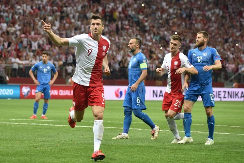 Reprezentacja Polski zagrała o wiele lepiej niż w piątek w Macedonii. Wygrała z Izraelem 4:0, a prym wiedli zawodnicy, którzy w Skopje zawiedli. Zobacz,
