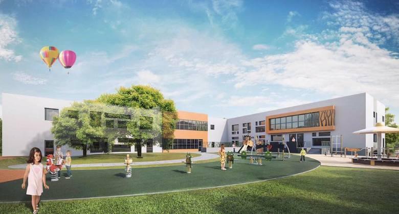 Tak ma wyglądać Przedszkole nr 11 po gruntownej przebudowie