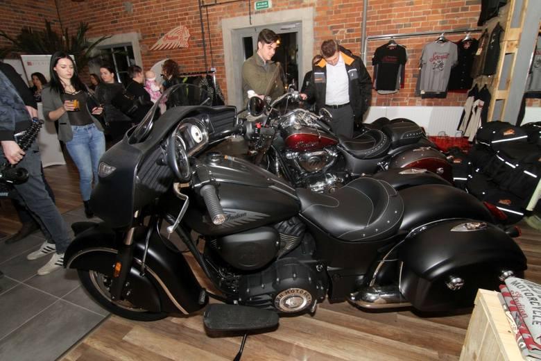 Legendarne amerykańskie motocykle we Wrocławiu