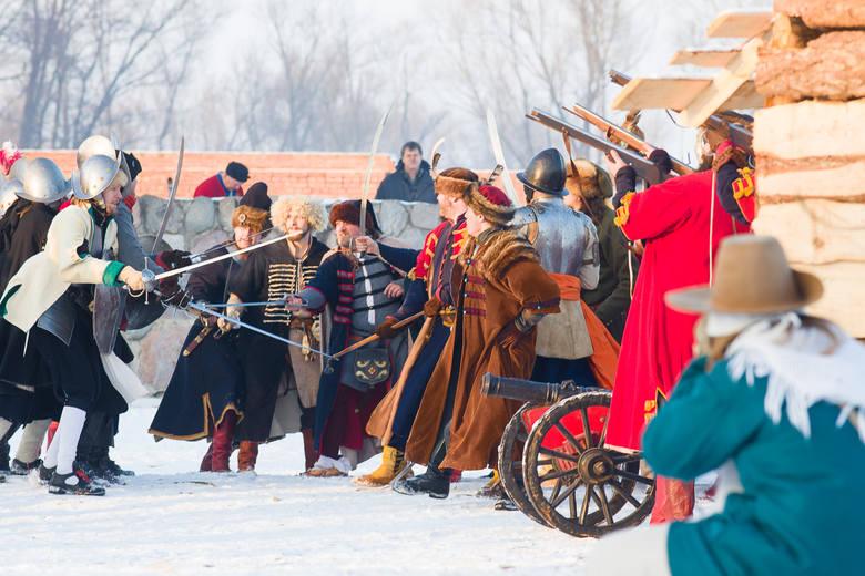 Szturm Zamku w Tykocinie 2017