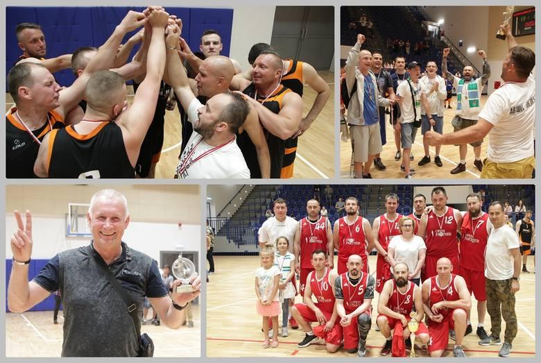 W hali OSiR podsumowano sezon 2017/2018 Włocławskiej Ligi Koszykówki Amatorskiej.XV edycja WLKA Włocławek zakończona. Wyniki rewanżowych meczów finałowych