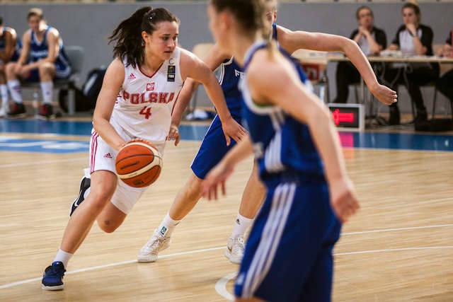 Polska - Francja, koszykówka kobiet U20 [ZDJĘCIA]
