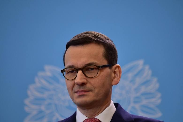 Wybory parlamentarne 2019. Mateusz Morawiecki: Nasz cel jest jasny. Chcemy uczynić z Polski najlepsze miejsce do życia w Europie [WYWIAD]
