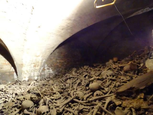 Trzecie odkrycie krypty czaszek w mieście umarłych [ZDJĘCIA]