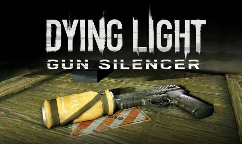 Dying LightTłumik w grze Dying Light można zamontować tylko do pistoletów
