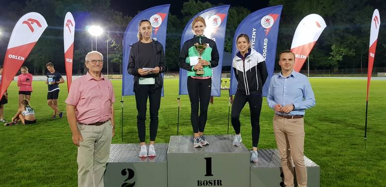 Blisko pięciuset biegaczy wzięło udział w XXI Zachodniopomorskim Wieczornym Mityngu Biegowym, a wśród nich pojawiła lekkoatletka i sprinterka Małgorzata