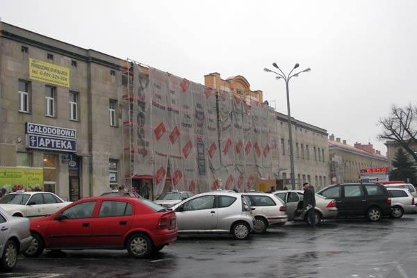 Dworzec PKP w Rzeszowie zmienia wygląd