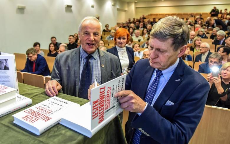 Były wicepremier i minister finansów prof. Leszek Balcerowicz gościł w piątek w Bydgoszczy. Podczas spotkania na Uniwersytecie Kazimierza Wielkiego w