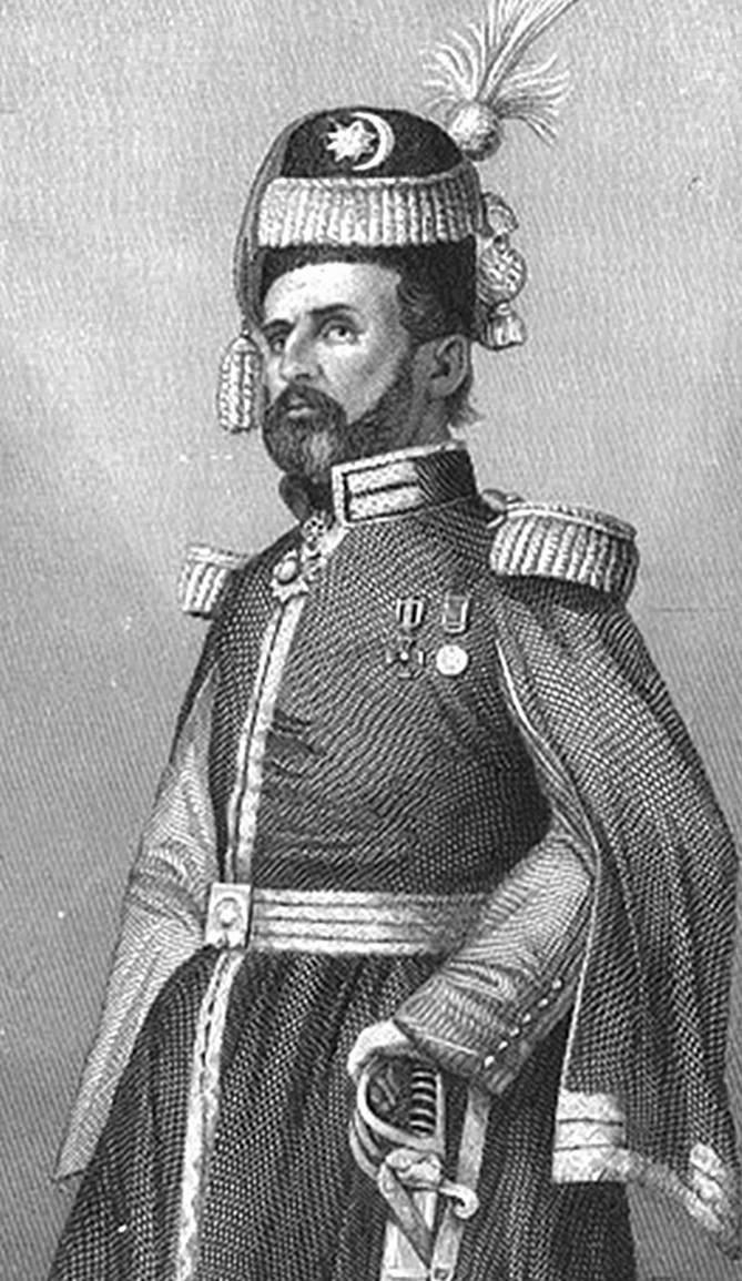 Słynny absolwent gimnazjum w Międzyrzecu - Michał Czajkowski (1804-1886), pisarz, znany w historii Polski jako Sadyk Pasza, twórca kolonii polskiej w Turcji Adampol.