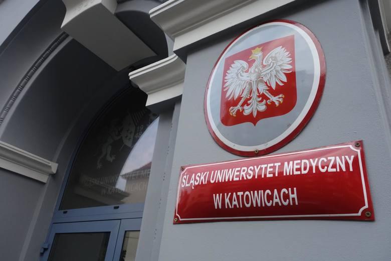 Miejsce 9. (ex aequo)Śląski Uniwersytet Medyczny w Katowicach