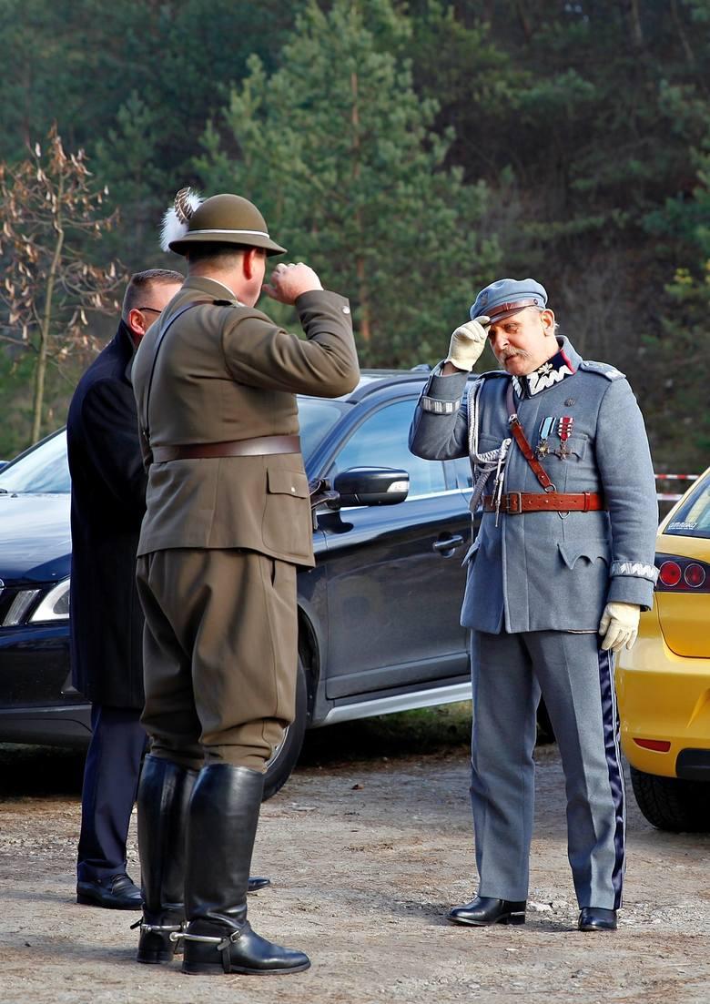 Rekonstrukcję historyczną wizyty marszałka Józefa Piłsudskiego w Bydlinie zainscenizujował Szwadron Kawalerii Ochotniczej. Odbyła się z okazji 104. rocznicy