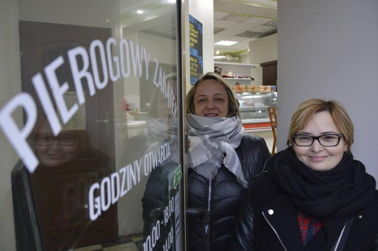 Agnieszka Kosacka i Agnieszka Ciesielska zachęcają: - Każda pomoc będzie mile widziana. Nie zmarnuje się nawet okruszek