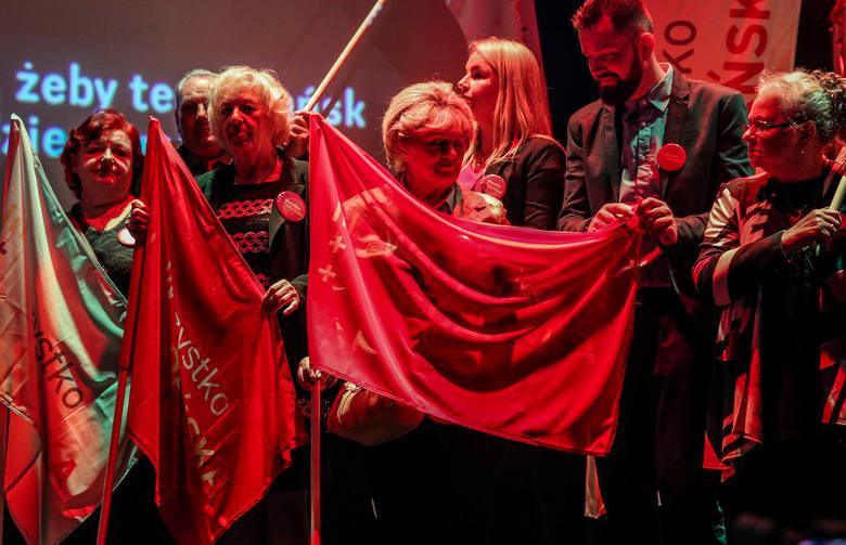 Wybory na prezydenta Gdańska. Wieczór wyborczy Aleksandry Dulkiewicz [3.03.2019]