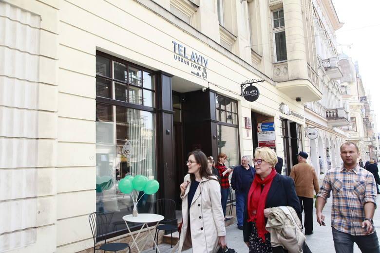 Tel Aviv Urban Food jest jedną z 10 już bezmięsnych restauracji w Łodzi