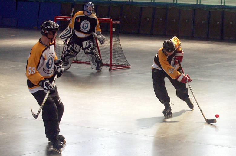 Hokej na rolkach