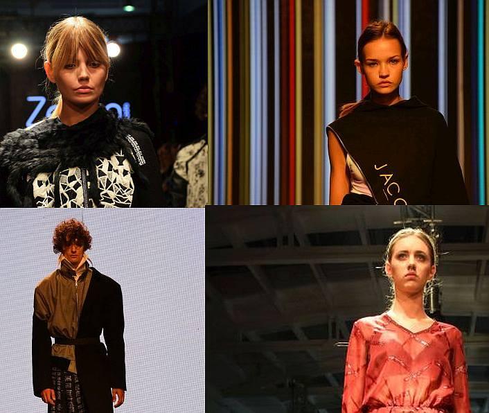 Festiwal Wschód kultury/Inny Wymiar zakończyły cztery pokazy mody. Pod kolejnymi zdjęciami znajdziesz linki prowadzące bezpośrednio do galerii kolekcji
