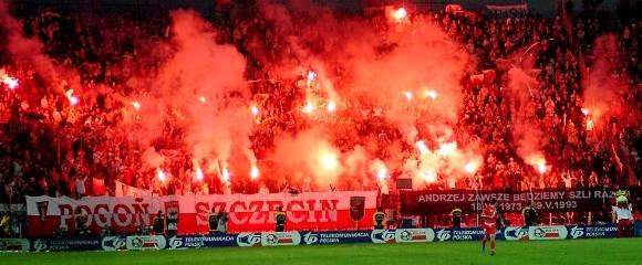 Ruch Chorzów - Pogoń Szczecin 1:1. Portowcy walczą o Puchar Polski [zobacz zapis relacji live]