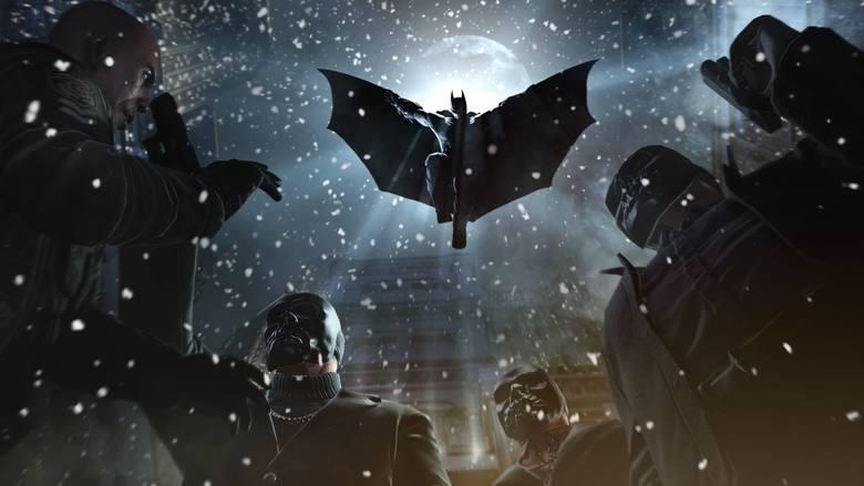 Batman: Arkham OriginsBatman: Arkham Origins