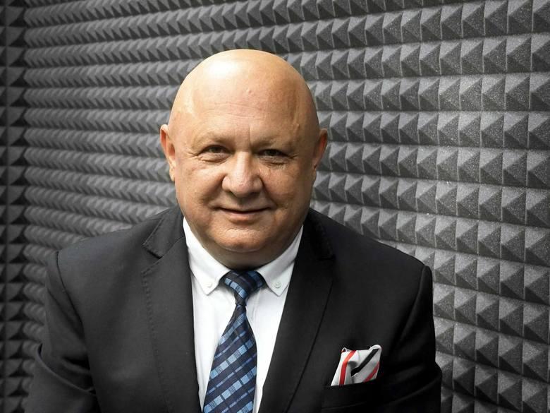 Senator P. Zientarski startuje do Sejmu z 1. miejsca listy KO