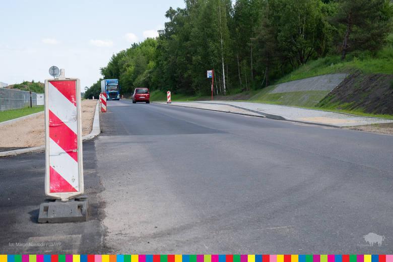 Sowlany. Ulica Przemysłowa połączy się z ulicą 42 Pułku Piechoty w Białymstoku. Pomaga Fundusz Dróg Samorządowych