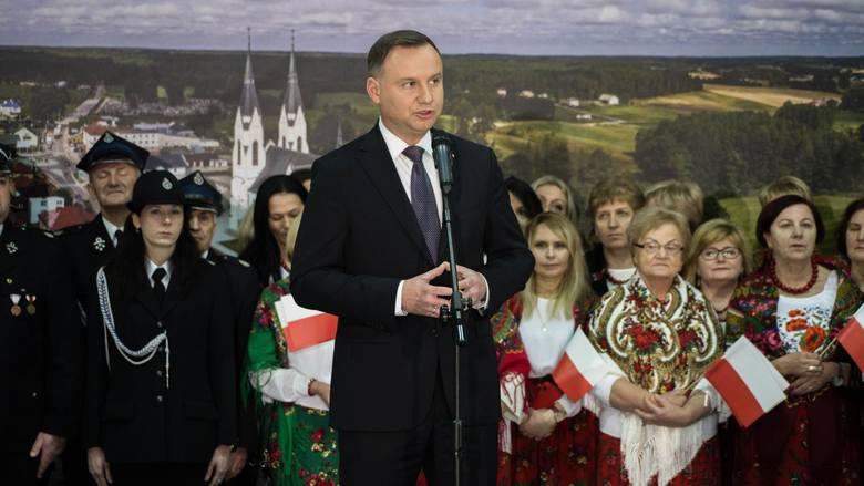 Andrzej Duda najwyraźniej liczy, że jego propozycję zauważą ci, którzy mogą na niej skorzystać, a nie ci, którzy zapłacą za jej realizację, zwłaszcza