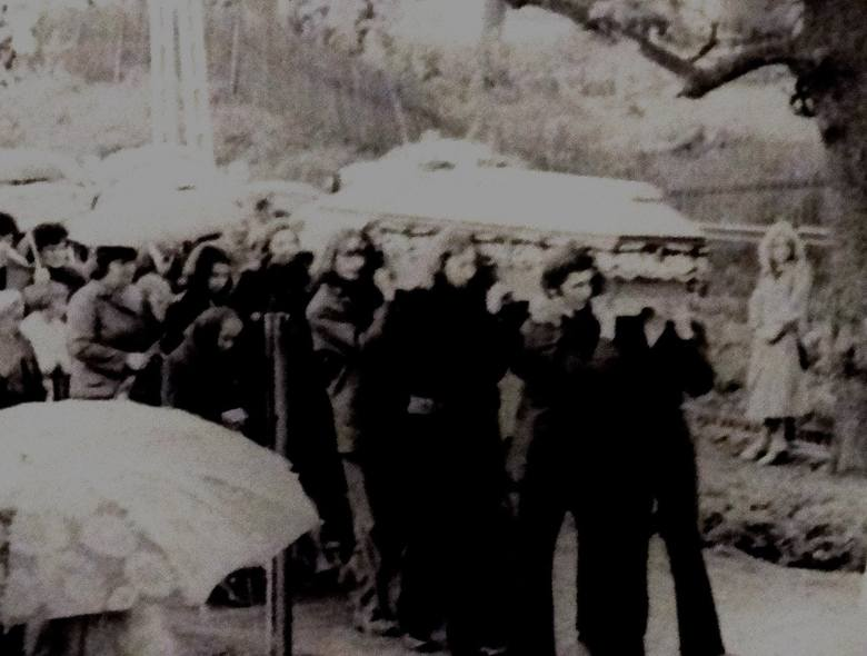 Pogrzeb Stanisława Pyjasa