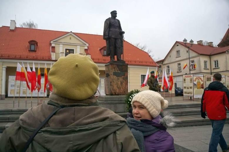 96. rocznica wyzwolenia Białegostoku (zdjęcia, wideo)
