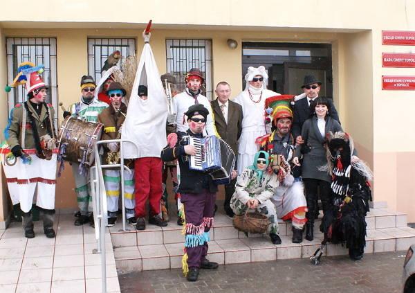 Grupa zapustna Topólka