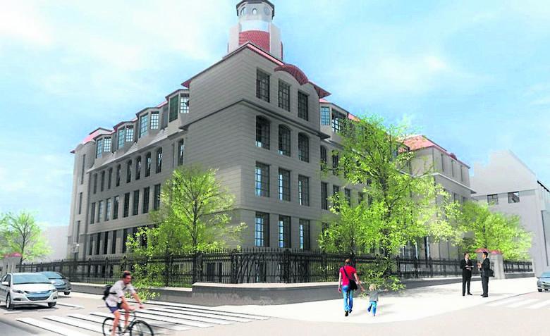 Ostry spór o wygląd zabytkowej siedziby Sądu Apelacyjnego