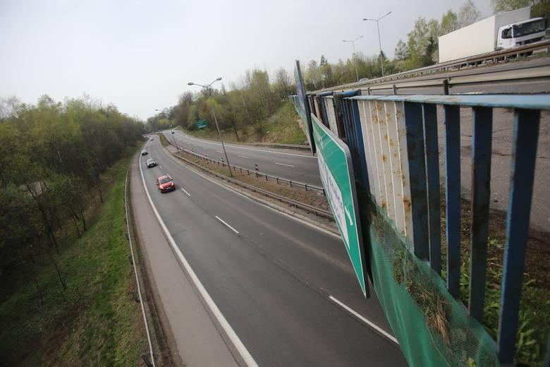 Uwaga, będą korki w Katowicach. Przez remont na DK86 w Murckach
