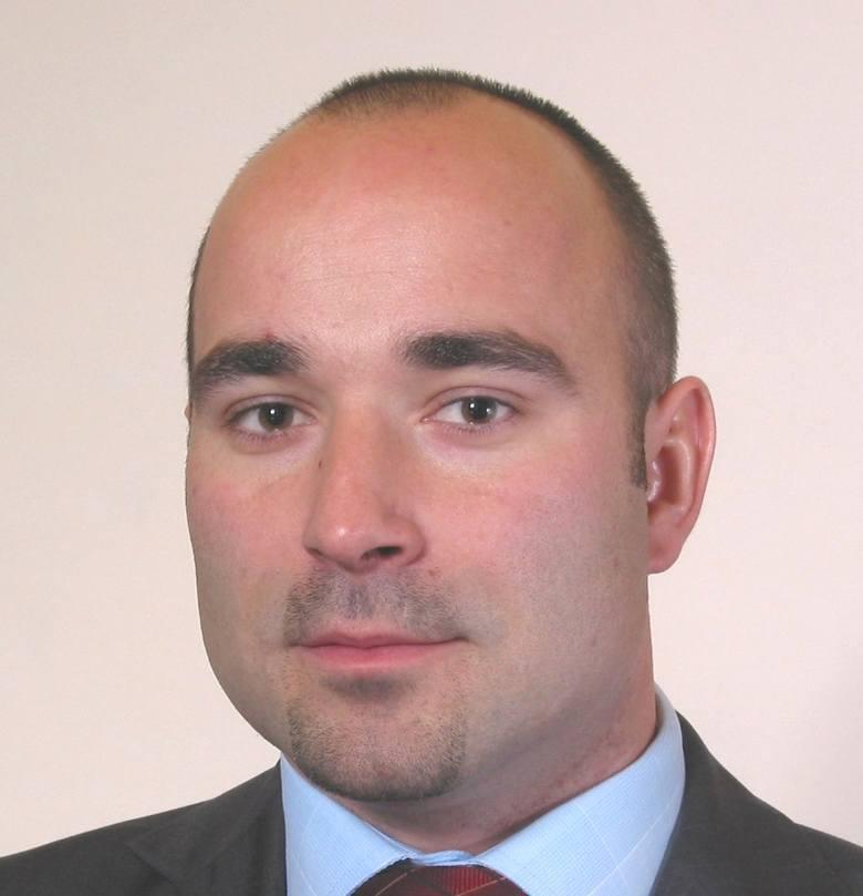 dyrektor Kieleckiego Inkubatora Technologicznego Szymon Mazurkiewicz chce skupić wokół tej instytcji ludzi z dobrymi pomysłami na biznes