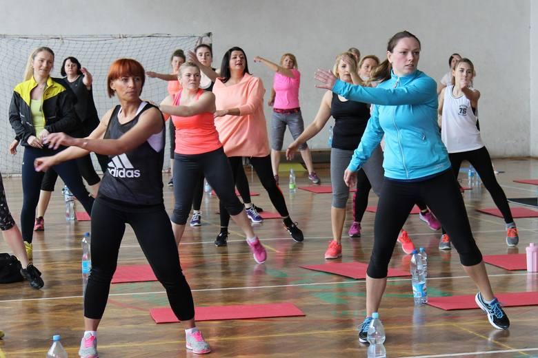 Maraton fitness dla Moniki z Międzyrzecza