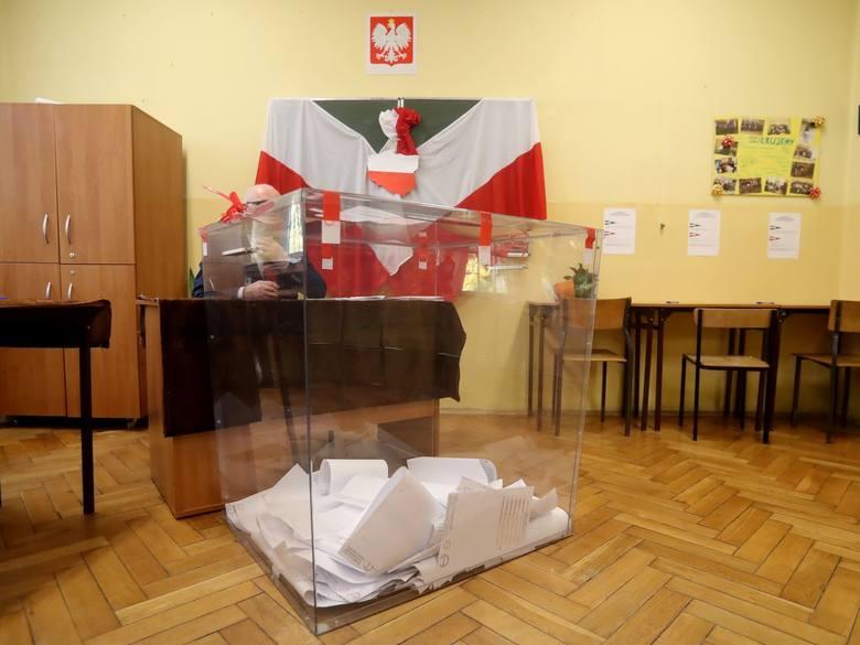 Wyniki wyborów do europarlamentu 2019 - Gryfino