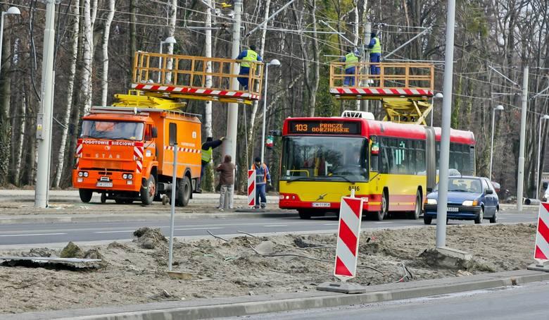 Pięć firm chce zaprojektować trasę tramwaju na Popowice