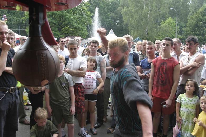 Tak Dąbrowa Górnicza i jej mieszkańcy bawili się w latach 2005-2012 Zobacz kolejne zdjęcia/plansze. Przesuwaj zdjęcia w prawo - naciśnij strzałkę lub