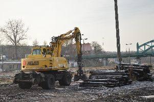 Dobra wiadomość! Zaczęły się prace przy budowie węzła transportowego w Bytowie. 23 miliony złotych pochłonie Inwestycja pochłonie łącznie 23 miliony
