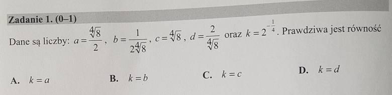 Matura 2018 MATEMATYKA ROZSZERZENIE. Zobacz odpowiedzi i arkusze z matematyki poziomu rozszerzonego w serwisie EDUKACJA
