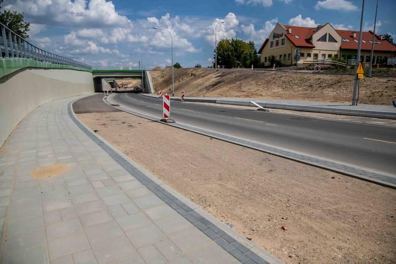 Przebudowana ulica Klepacka znacznie ułatwi życie mieszkańcom Starosielc