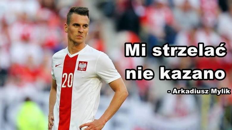 Memy po meczu Kazachstan - Polska: Arkadiusz Mylik, tęsknota za Pazdanem [GALERIA]