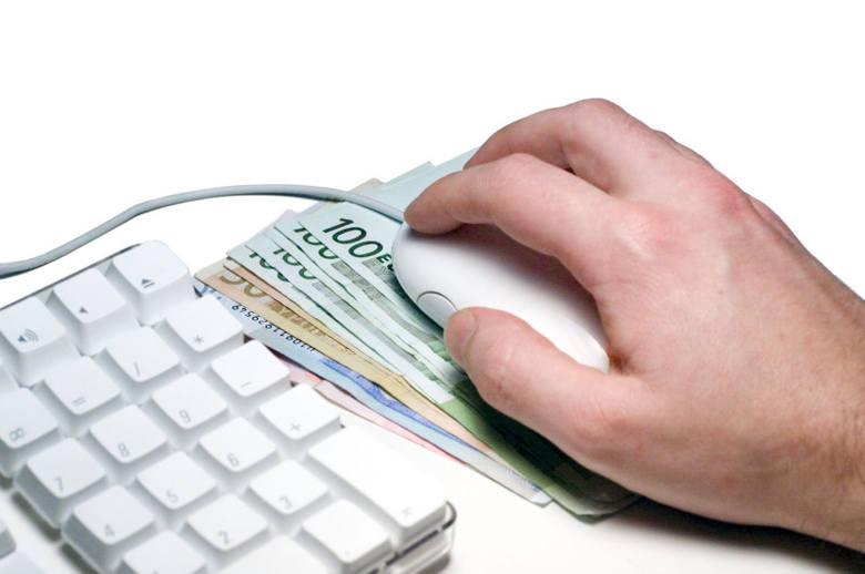 W internecie można sporo zarobić, ale przy braku dużej gotówki na starcie wymaga to genialnego pomysłu albo dużej dozy cierpliwości. Fot. sxc.hu
