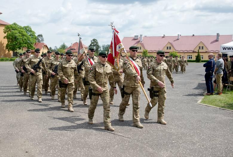Komandosi w Lublińcu służą już od 30 lat