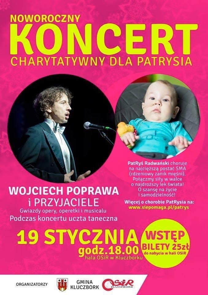 Patryk już sam nie je, choroba zabrała mu nawet to - mówią Monika i Dariusz Radwańscy, rodzice Patryka.