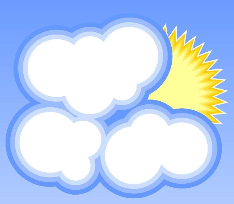 Pogoda w Bieszczadach (10 sierpnia 2011)