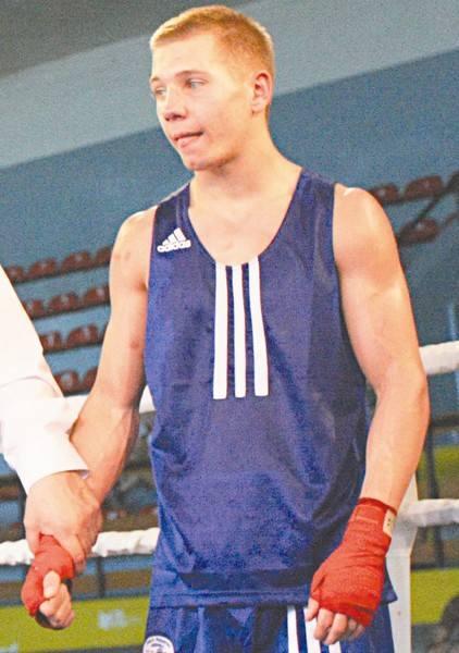 Michał Syrowatka z Hetmana bedzie reprezentował Polskę w wadze 60 kg