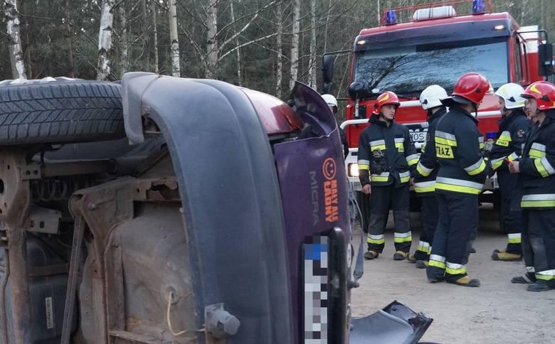 Wypadek w Piaseczni, 19 kwietnia 2019
