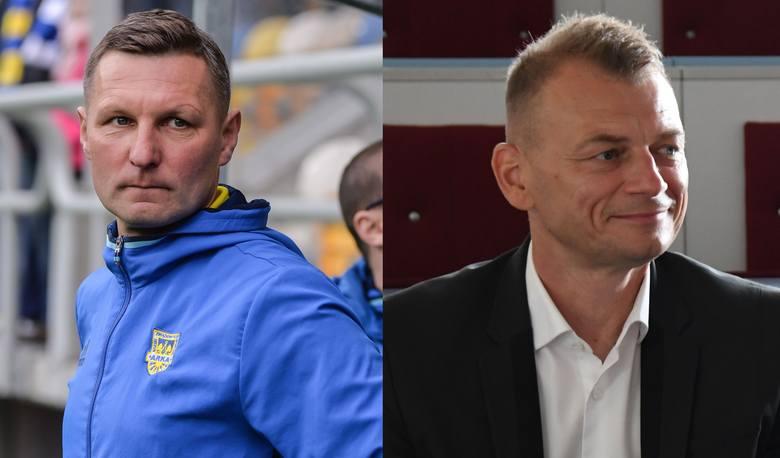 Pod odsunięciu od prowadzenia zespołu Gino Lettieriego obowiązki trenera grającej w PKO Ekstraklasie Korony Kielce przejął Sławomir Grzesik. Zarząd klubu