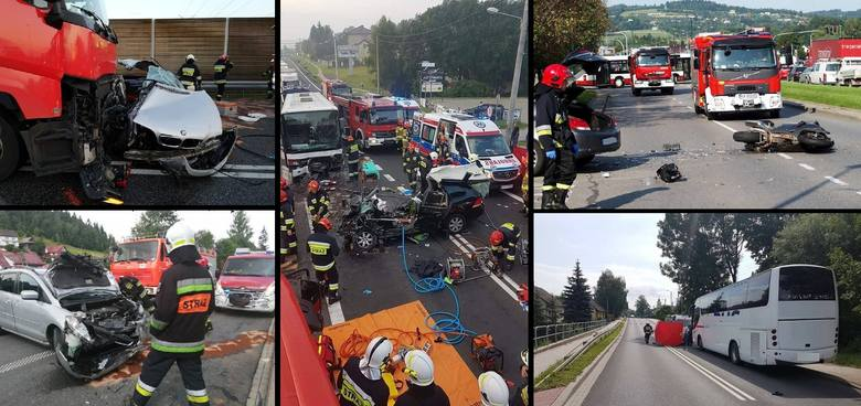 Wakacje dopiero się zaczęły, a w Małopolsce już doszło do czterech wypadków śmiertelnych - w całym kraju ta liczba w ostatnich godzinach wzrosła już