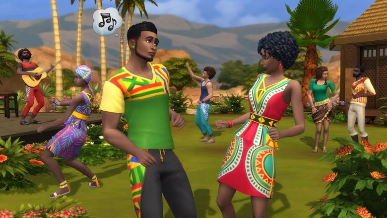 The Sims 4 dostępne do pobrania za darmo! Skąd ściągnąć?
