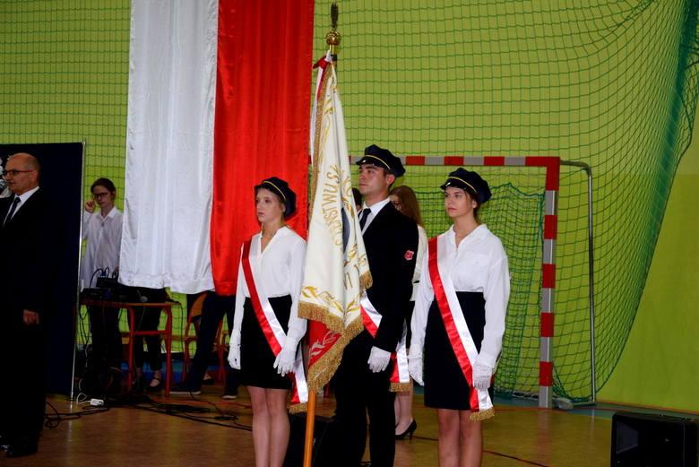 Rozpoczęcie roku szkolnego w Liceum Ogólnokształcącym im. Bolesława Prusa w Skierniewicach [ZDJĘCIA, FILM]